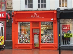 610 SF High Street Shop for Rent  |  50a New Street, Birmingham, B2 4EG