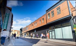 3,278 SF Shopping Centre Unit for Rent  |  13/17 Potter St, Bishops Stortford, CM23 3XG