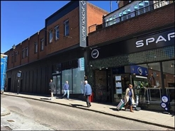 2,254 SF Shopping Centre Unit for Rent  |  Unit 19/21, Bishops Stortford, CM23 3XG