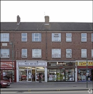747 SF High Street Shop for Rent  |  118 - 120 Shenley Road, Borehamwood, WD6 1EF