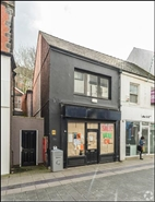 721 SF High Street Shop for Rent  |  244 High Street, Bangor, LL57 1PA