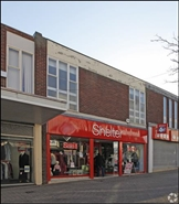 1,175 SF High Street Shop for Rent  |  3 Hagley Street, Halesowen, B63 3AS
