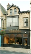 1,107 SF High Street Shop for Rent  |  10 Princes Street, Harrogate, HG1 1NH