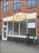 930 SF High Street Shop for Rent  |  Unit A, Millennium House, Crewe, CW2 6AD