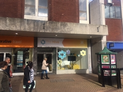 1,461 SF Shopping Centre Unit for Rent  |  Unit 19, Four Seasons Shopping Centre, Mansfield, NG18 1SU