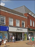 1,839 SF High Street Shop for Rent  |  61 High Street, Chelmsford, CM1 1DH