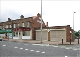 2,306 SF High Street Shop for Sale  |  Simpsons Funeral Services, Salford, M5 4RX