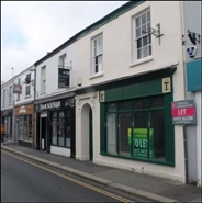 720 SF High Street Shop for Rent  |  4 Little Castle Street, Truro, TR1 3DL