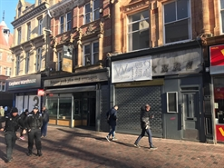 958 SF High Street Shop for Rent  |  4-6 Cheapside, Leicester, LE1 5EA