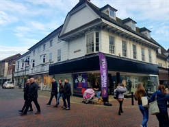 1,877 SF High Street Shop for Rent  |  54 High Street, Ashford, TN24 8TE
