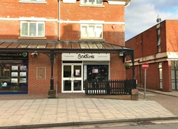 1,076 SF High Street Shop for Rent  |  Shop 4, Bursledon House, New Milton, BH25 6HY