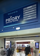 1,057 SF Shopping Centre Unit for Rent  |  Unit 4 Priory Shopping Centre, Dartford, DA1 2HR