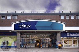 3,412 SF Shopping Centre Unit for Rent  |  Unit 48-49 Priory Shopping Centre, Dartford, DA1 2HR