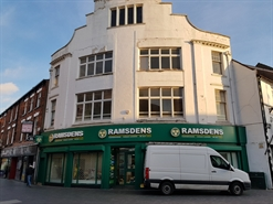 952 SF High Street Shop for Rent   15 Old Market Place, Grimsby, DN31 1DT