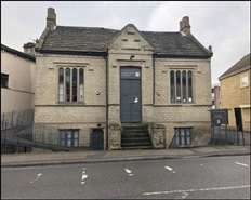 880 SF High Street Shop for Sale  |  Former Funeral Premises, Batley, WF17 8LL