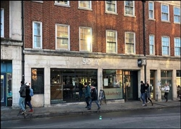 2,331 SF High Street Shop for Rent | 75 George Street, Oxford, OX1 2RL