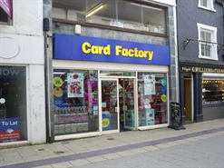 687 SF High Street Shop for Rent  |  240 High Street, Bangor, LL57 1PB