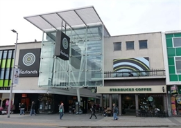 1,535 SF Shopping Centre Unit for Rent  |  Unit 26 Marlands Shopping Centre, Southampton, SO14 7SJ