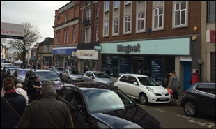 1,542 SF High Street Shop for Rent  |  6 Middle Street, Yeovil, BA20 1LZ