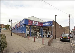 21,250 SF High Street Shop for Rent  |  8 North Street, South Shields, NE33 1HD