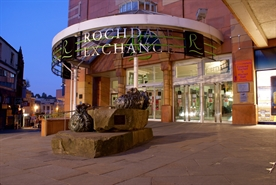 1,383 SF Shopping Centre Unit for Rent | 2 Market Way, Exchange Shopping Centre, Rochdale, OL16 1YL