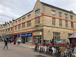 565 SF High Street Shop for Rent  |  62 Sidney Street, Cambridge, CB2 3HX