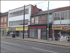 1,667 SF High Street Shop for Rent  |  165 Lord Street, Fleetwood, FY7 6SR