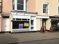 4,672 SF High Street Shop for Rent  |  34 The Strand, Dawlish, EX7 9PT