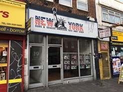 380 SF High Street Shop for Rent  |  19 Longbridge Road, Barking, IG11 8TN