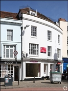 340 SF High Street Shop for Rent  |  2 West Street, Chichester, PO19 1QD