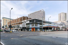 947 SF Shopping Centre Unit for Rent  |  Unit 2, The Arena Quarter, Leeds, LS2 8NG