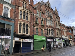 853 SF High Street Shop for Sale  |  15 Market Street, Nottingham, NG1 6HY