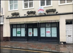 891 SF High Street Shop for Rent  |  53 - 55 Bath Street, Jersey, JE2 4SF