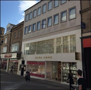 1,662 SF High Street Shop for Rent  |  56 - 57 Briggate, Leeds, LS1 6AS