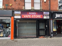 363 SF High Street Shop for Rent  |  55 Front Street, Nottingham, NG5 7EA