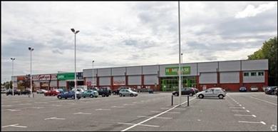 9,426 SF Retail Park Unit for Rent  |  Unit 3, Launton Road Retail Park, Bicester, OX26 4JQ