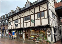 1,363 SF High Street Shop for Rent  |  Queen Annes Court, Windsor, SL4 1DG