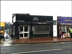 381 SF High Street Shop for Rent  |  52 Great Bridge, Tipton, DY4 7HF