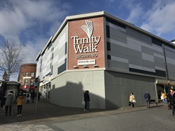 1,270 SF Shopping Centre Unit for Rent  |  Trinity Walk, Unit D Westmorland House, Wakefield, WF1 1QU