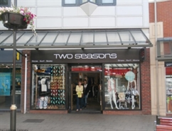1,992 SF Shopping Centre Unit for Rent  |  26A Bakers Lane, Lichfield, WS13 6NF