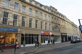 5,884 SF High Street Shop for Rent  |  64 - 68 Clayton Street, Newcastle Upon Tyne, NE1 5PF