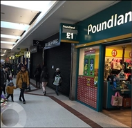 2,592 SF Shopping Centre Unit for Rent  |  Unit 47-48, The Stratford Centre, London, E15 1NG