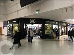 1,708 SF Shopping Centre Unit for Rent  |  Unit 23, The Stratford Centre, London, E15 1NG