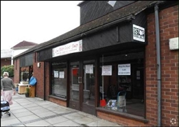 376 SF High Street Shop for Rent  |  Unit B, Leominster, HR6 8HU