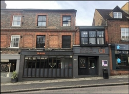 828 SF High Street Shop for Rent  |  24A - 26 Holywell Hill, St Albans, AL1 1BZ