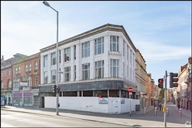 1,990 SF High Street Shop for Rent | 46 - 48 Clumber Street, Nottingham, NG1 3GB