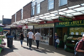 552 SF Shopping Centre Unit for Rent | Unit 5 The Priory Shopping Centre, Worksop, S80 1JR