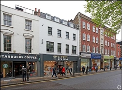 859 SF High Street Shop for Rent  |  126 Kings Road, London, SW3 4TR