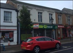 383 SF High Street Shop for Rent  |  10 Fore Street, Chard, TA20 1PH
