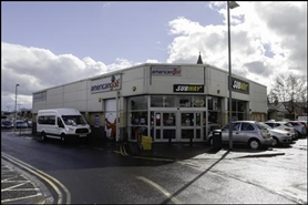 2,605 SF Retail Park Unit for Rent  |  Unit 5, Middlesbrough, TS4 2AF